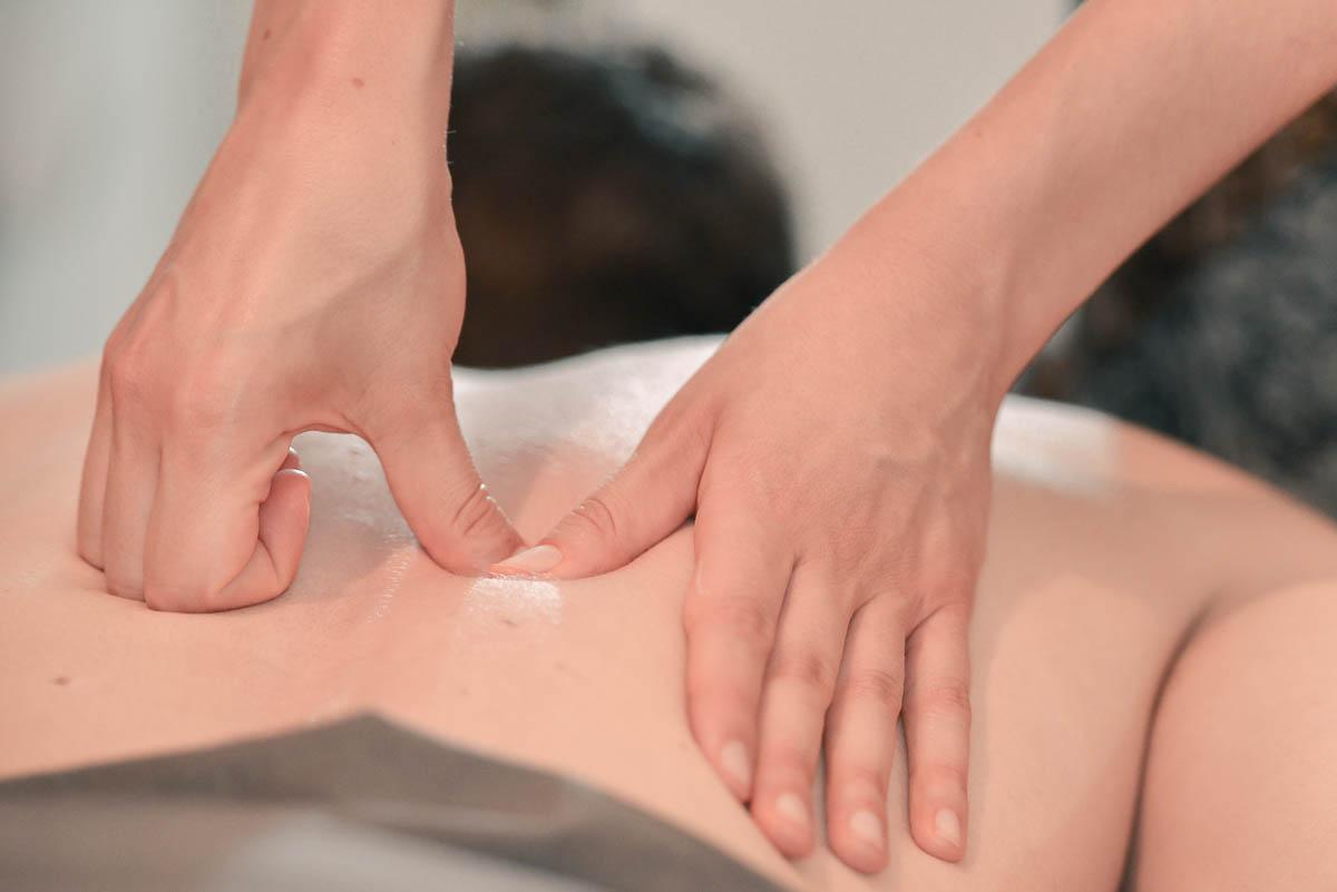 Lia Bonfilio New York Massage Therapist Trigger Point Therapy